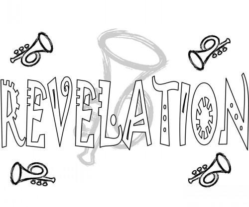 Kids Bible WorksheetsFree Printable Revelation Books of