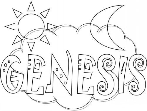 genesis 39 coloring pages - photo#32